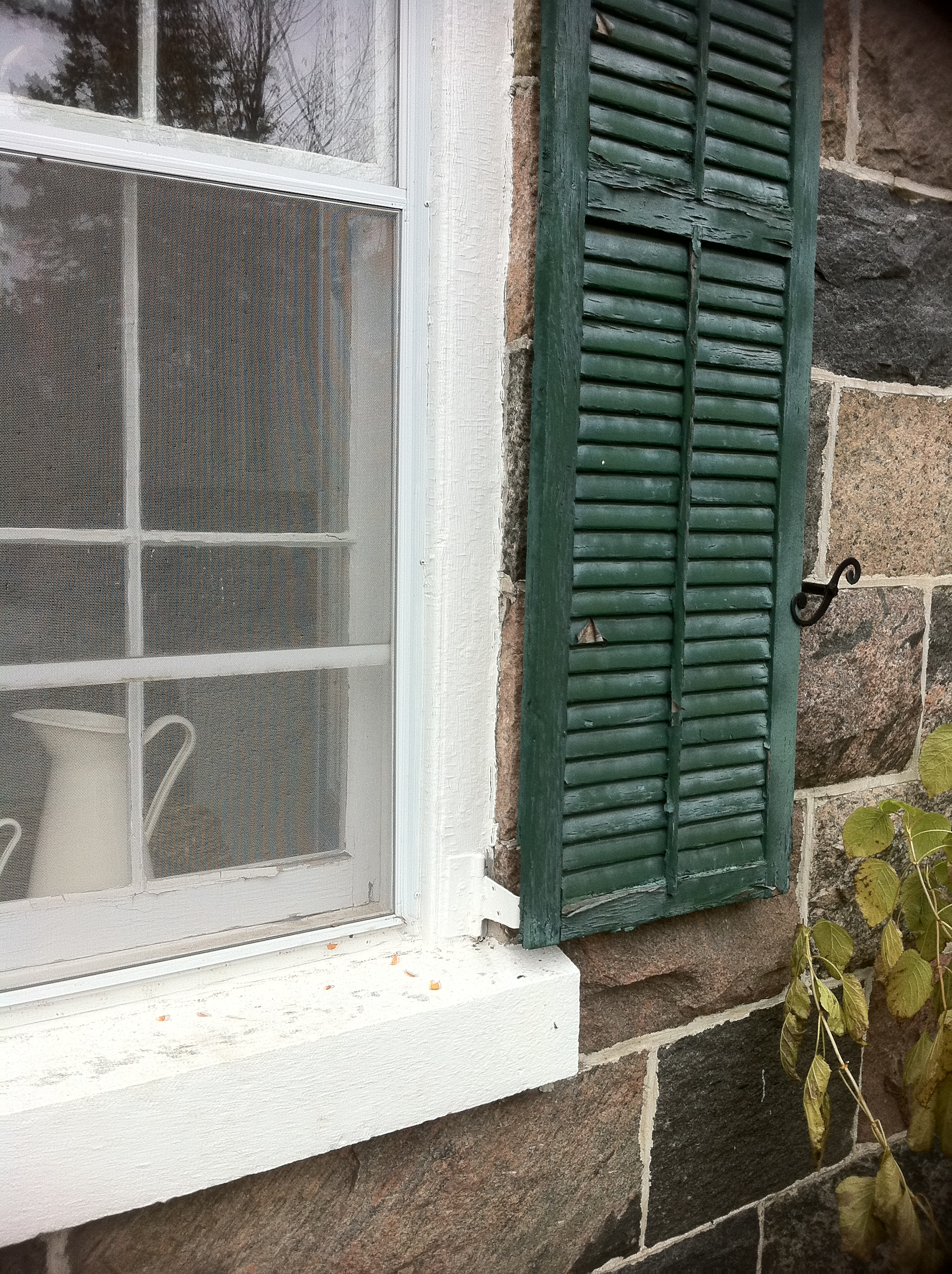 Exterior Composite Shutters In Toronto Amazing Window Fashions