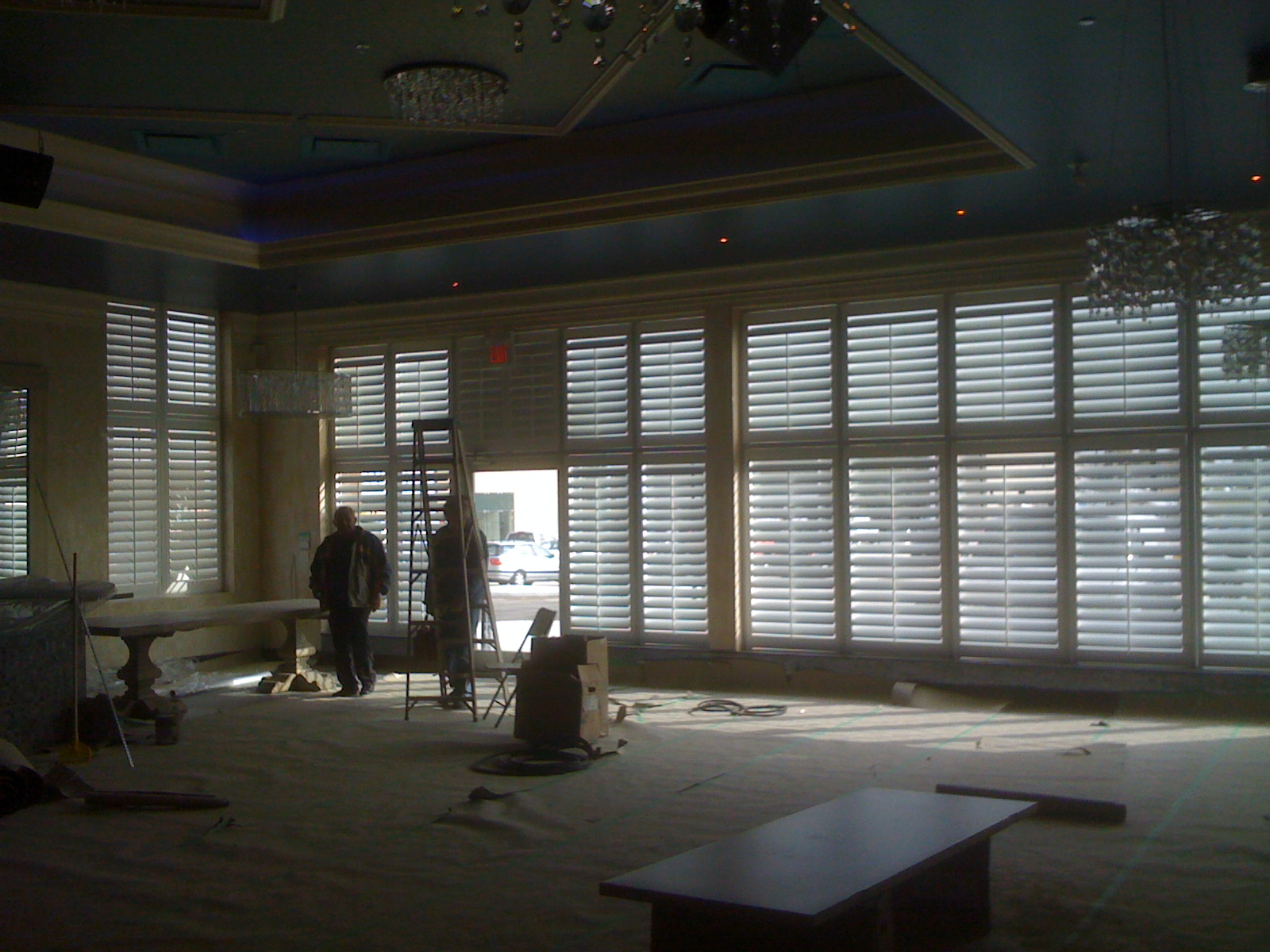 Maxxmar Wood Shutters In Toronto Amazing Window Fashions