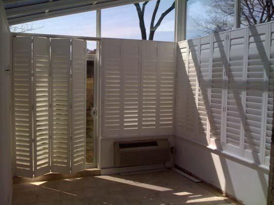 Interior vinyl shutters in toronto custom vinyl window - Exterior shutters for windows canada ...