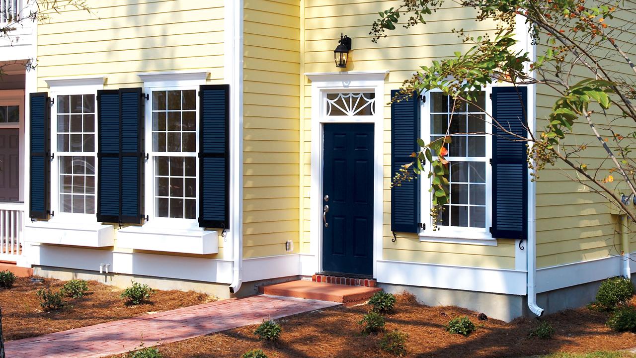 Exterior Shutters In Toronto Buy Exterior Window Shutters